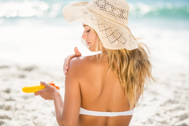 What sunscreen should I wear?